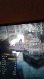 PS4 クアッド 発射速度 レールライフル