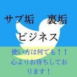 【格安】ツイッターアカウント3個 日本電話番号認証済み☆保証付き☆