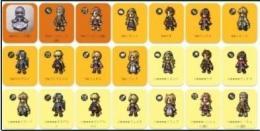 【キャラ選択制】ヒース、ギル 初期アカ販売【最新】テレーズ/ヒースコート/ハンイット