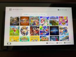 ニンテンドーアカウント ダウンロード版28本+DLC