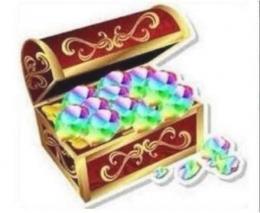 魔法石1700-1800個+その他 初期アカウント